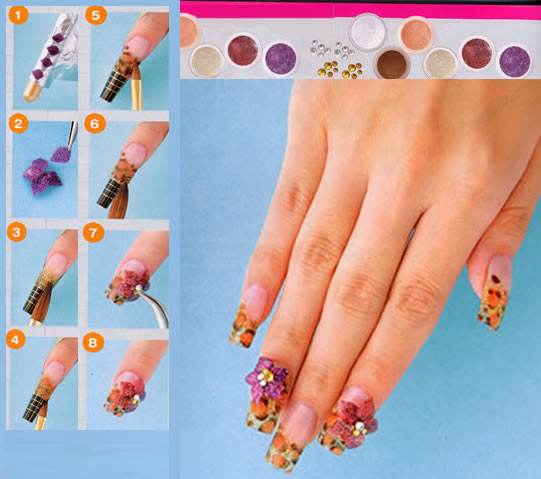 Nail By Tik Nailinsigst Is Website For Acrylic Nails Designs Page